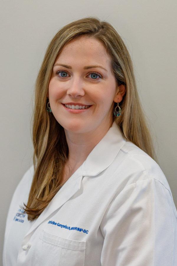 Christine Gangwisch, MSN, WHNP-BC